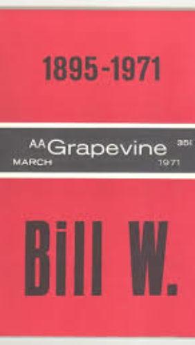 Bill W grapevine